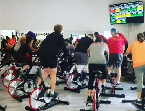 Indoor Cycling, it's as easy as riding a bike