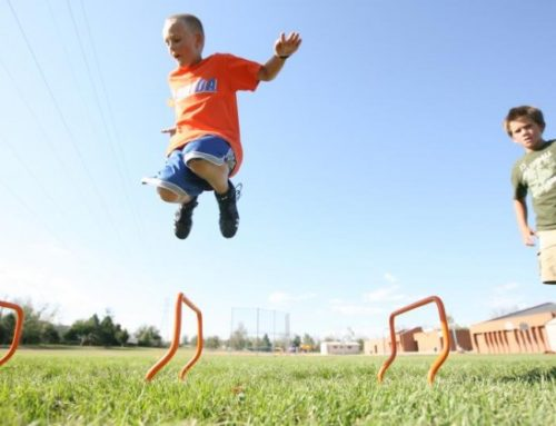 Plyometric Training for school-age youth