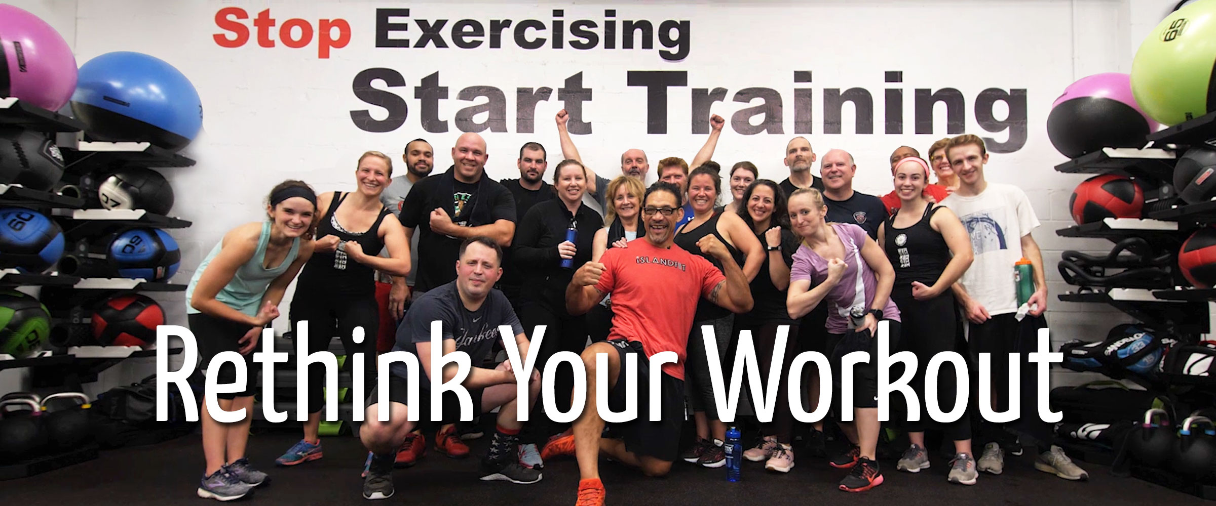Rethink Your Workout (banner image)